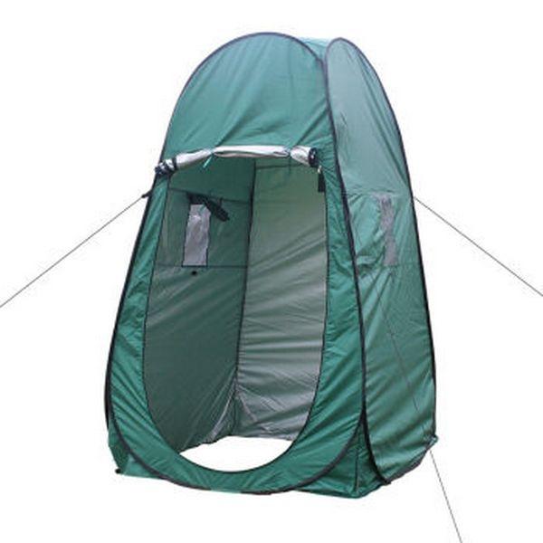 UF72戶外露營瑞士奧途系列戶外更衣帳篷沙灘露營簡易攜帶移動廁所換衣室遊泳洗澡AT6516 2色可選