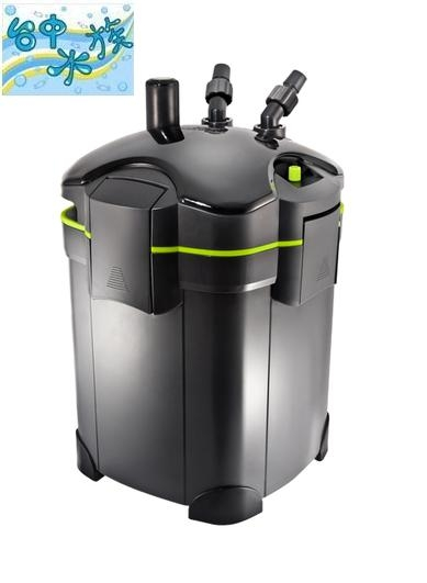 台中水族台灣RIO-3層UV-6W殺菌燈圓桶過濾器1500L H特價-過濾120cm 4尺魚缸適用