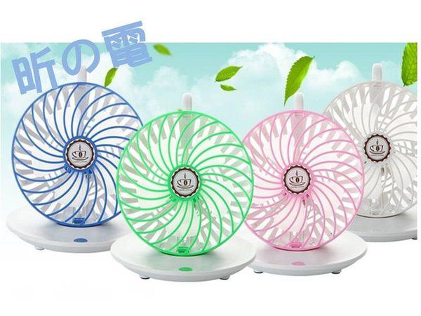 世明國際創意usb超靜音小風扇學生宿舍辦公室電腦桌面台式迷你電風扇6寸咖啡杯風扇