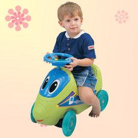 寶貝樂風速寶貝動力車~可當學步車