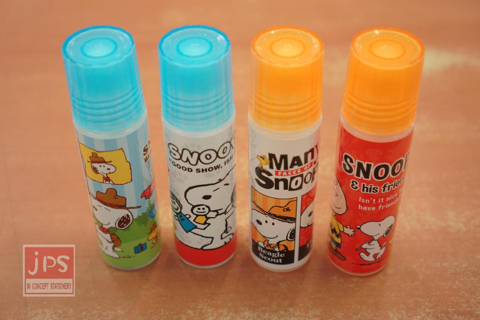 Snoopy 史努比 膠水 樣式隨機出貨 SN-SC05~08