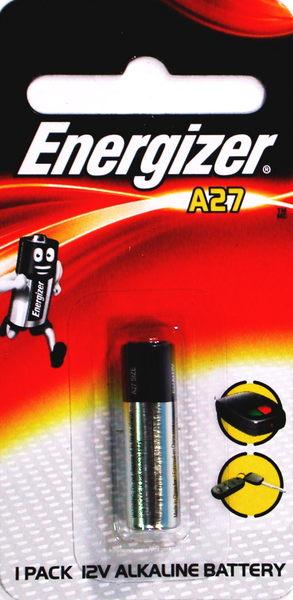 勁量12V27A遙控器電池1入