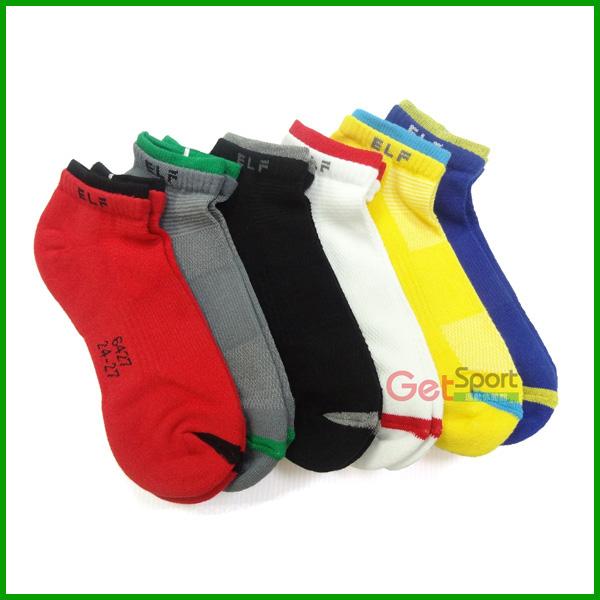 雙節色船型襪(男款)(運動襪/短襪/隱形襪)