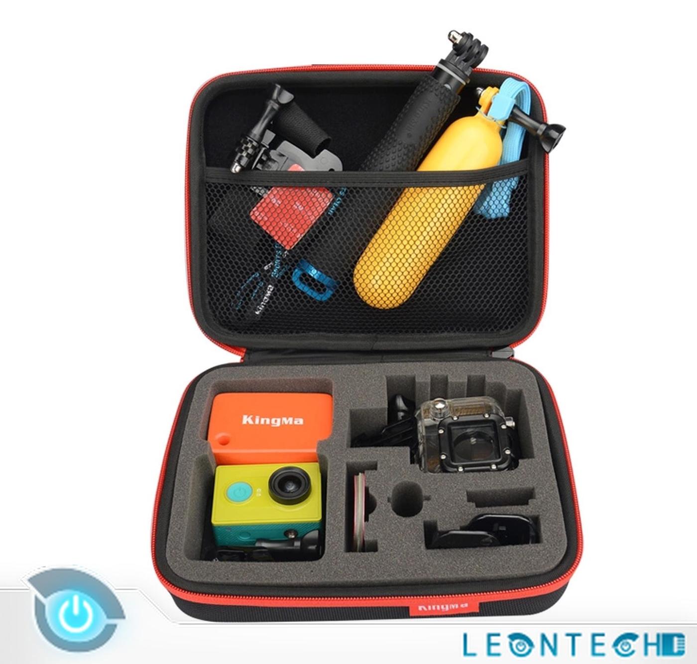 小米運動相機小蟻運動相機配件小蟻相機包小蟻配件gopro收納包