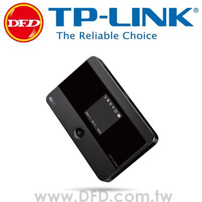 TP-LINK M7350 4G進階版LTE行動Wi-Fi分享器全新公司貨