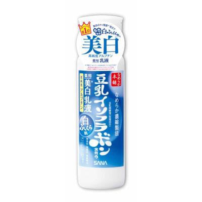 極品世界SANA豆乳美白保濕乳液150ml