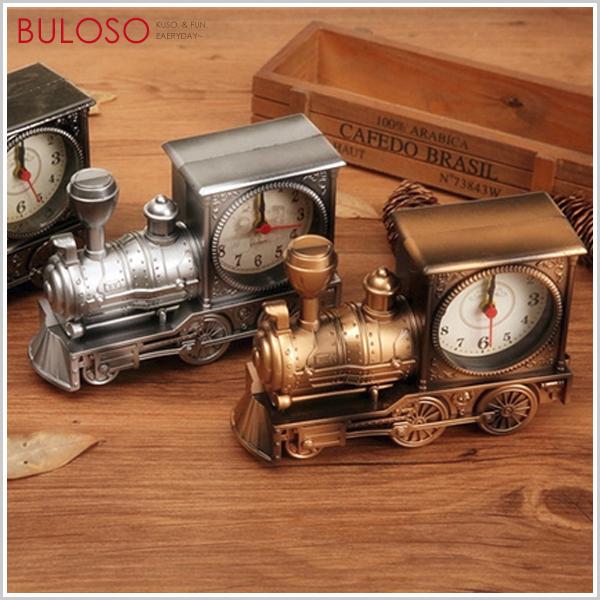 《不囉唆》歐式懷舊復古火車頭鬧鐘 鬧鐘/桌面/造型/床頭/家居擺飾(可挑色/款)【A409713】