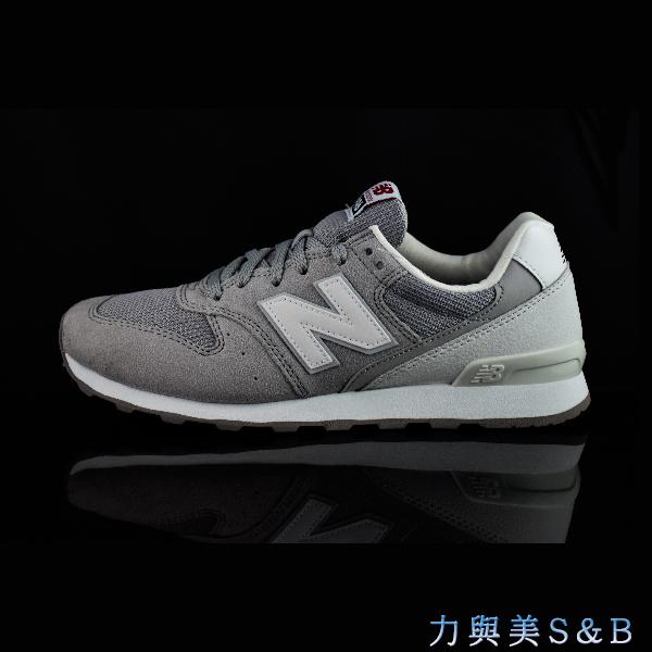 new balance女休閒慢跑鞋復古百搭舒適耐穿灰色5875