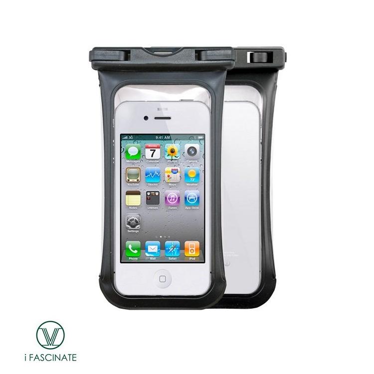 iFASCINATE手機防水袋iA01-043城市綠洲防水袋海邊防水手機手機袋