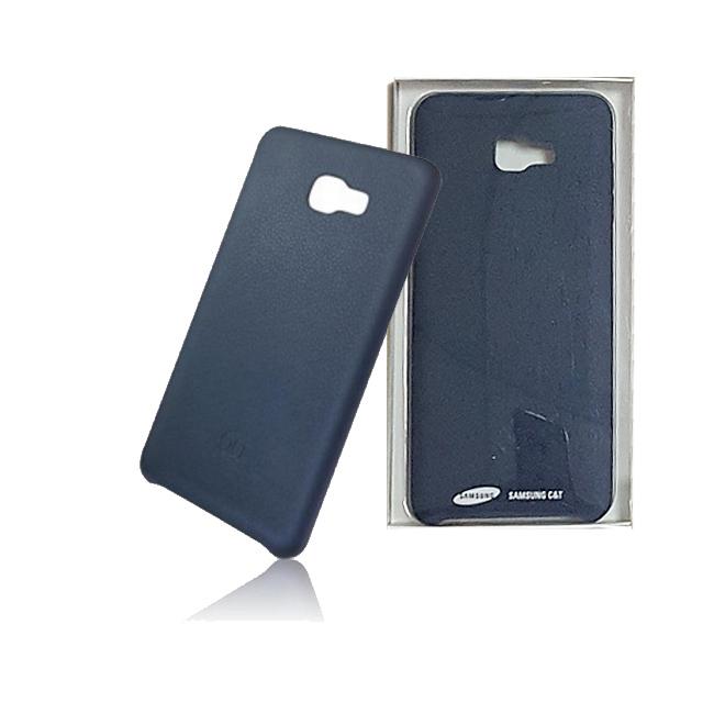 三星SAMSUNG C9 PRO原廠皮革背蓋送玻璃保貼