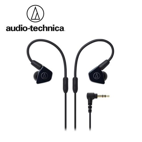 敦煌樂器Audio-Technica ATH-LS50雙動圈耳塞式耳機海軍藍款