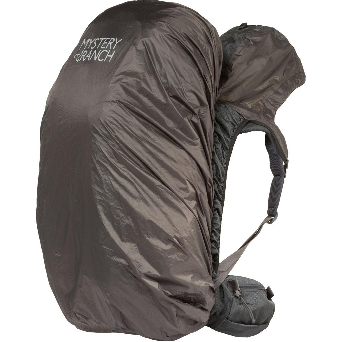 MYSTERY RANCH神秘農場EX HOODED PACK FLY連帽背包套炭灰L 70-105L