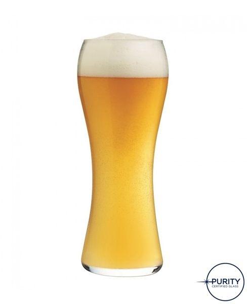 法國樂美雅Luminarc 里爵啤酒杯 590cc 飲料杯 果汁杯 大容量 玻璃杯 arc(6入組)