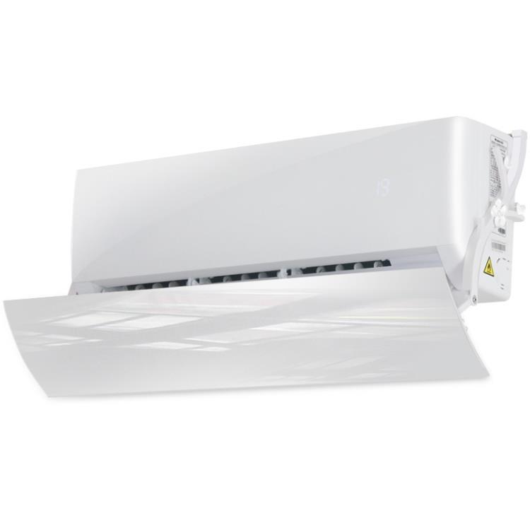 冷氣擋風板月子防直吹擋風罩格力遮風板冷氣擋板TW