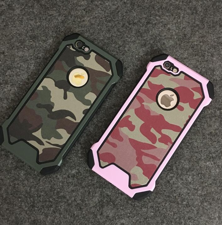 【SZ13】YY iphone 7 保護殼 創意迷彩全包 iphone 6 plus手機殼 iphone 7 plus 保護殼 iphone 6s 手機殼