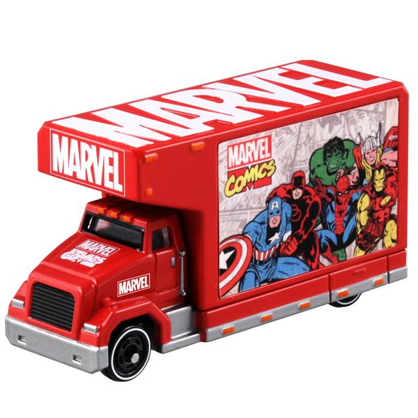 TOMICA多美小汽車T.U.N.E MARVEL漫威宣傳卡車模型車玩具車喜愛屋