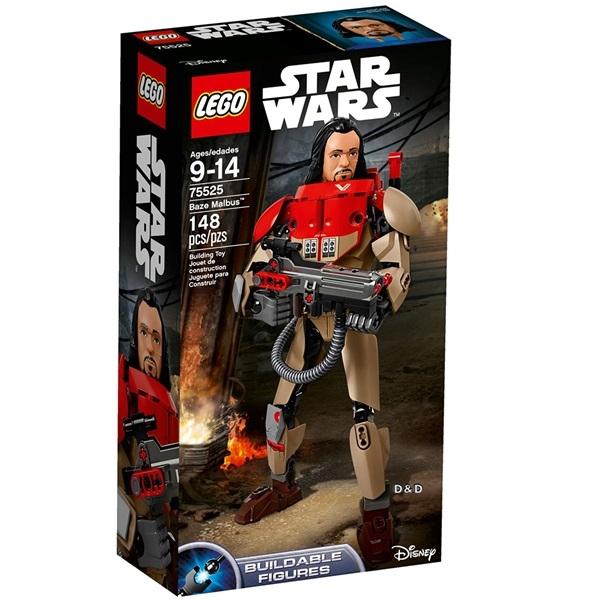 樂高積木LEGO LT75525 STAR WARS星際大戰系列Baze Malbus