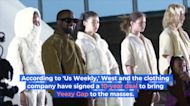 Kanye West and Gap to Launch Yeezy Clothing Line