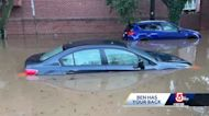 What does insurance typically cover after flash flooding?