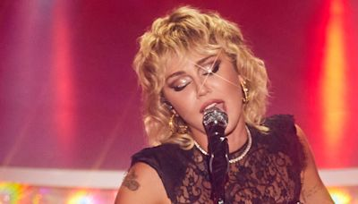 Miley Cyrus Slays Cher's 'Believe' With A Gaggle Of Drag Queens For Pride