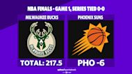 Betting: Bucks vs. Suns | July 6
