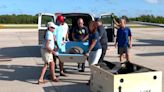 Turtles Do Fly! Rescue Group Flies Sea Turtle From Florida Keys To Texas
