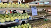 中秋保柚台灣農產品星國超市登場 首見紅豆上市
