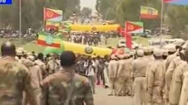 Ethiopia and Eritrea reopen border crossings for first time in two decades