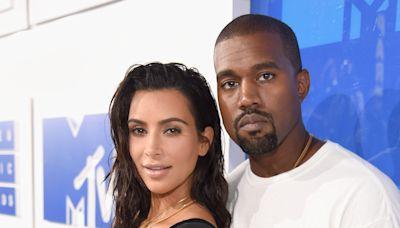 Kanye West Just Responded to Kim Kardashian's Divorce Filing After Two Months
