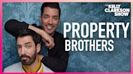 The Property Brothers Help Renée Zellweger & Octavia Spencer Give Back In New Shows