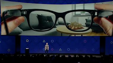 臉書首款智慧眼鏡要來了!祖克柏證實:下一波產品發布推出