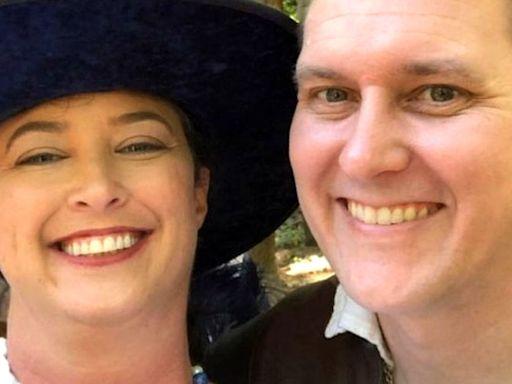 The US suburban couple accused of a bungled treason plot