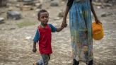 UN says 155 million people faced severe hunger last year