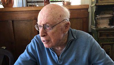 Todd McCarthy Remembers Hollywood Legend Norman Lloyd