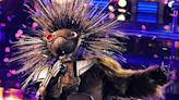 'The Masked Singer': Robopine ditches the quills, makes fast and furious exit
