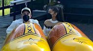 Ariana Grande Shares Photos From Her Romantic Getaway With Dalton Gomez In Amsterdam
