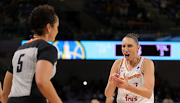 Mercury players, led by known trash talker Diana Taurasi, decline to talk after WNBA Finals loss