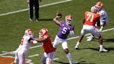 Clemson Tigers football: Hunter Helms primary QB behind DJ Uiagalelei, but backup competition still open