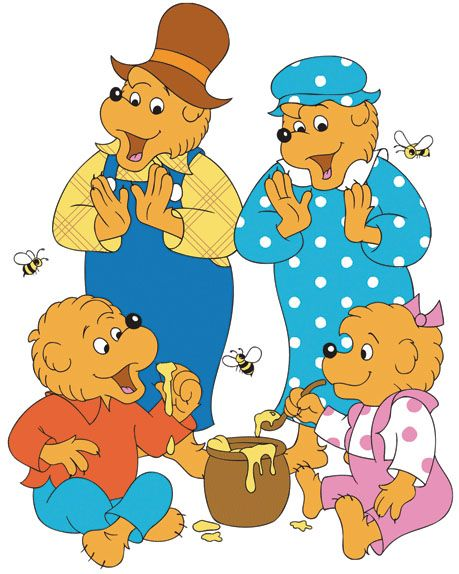 Opinions on Berenstain Bears