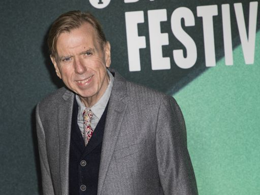 Timothy Spall says he felt 'hobbled' as an actor before his huge weight loss