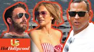 J. Lo, Ben Affleck Still Can't Keep Their Hands to Themselves on Vacay