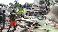 Devastating Haiti earthquake leaves more than 700 dead