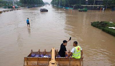 鄭州洪災暴露中國數字人民幣計劃的風險