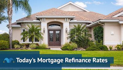 Today's Mortgage Refinance Rates -- April 15, 2021: Rates Trend Down
