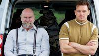 'Men in Kilts': Sam Heughan and Graham McTavish on the Joys of Road-Tripping Between Seasons of 'Outlander'