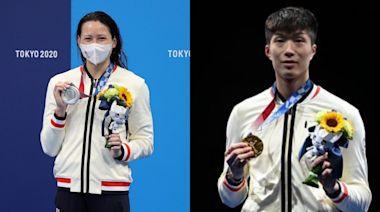 東京奧運︱張家朗奪金無綫收視逾21點 66萬觀眾見證何詩蓓摘銀