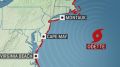 Odette bringing rough surf and rip currents to East Coast