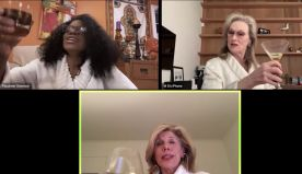 Meryl Streep, Christine Baranski & Audra McDonald Toast 'Ladies Who Lunch' In Highlight From Sondheim Birthday Celebration