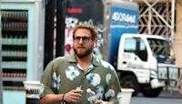 Jonah Hill Models Monochromatic Pieces From His Adidas Collab