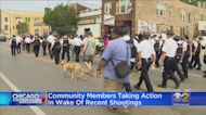 Community Members In North Lawndale Take Action In Wake Of Recent Shootings